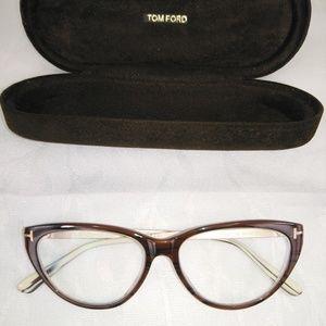 Tom Ford women's prescription glasses